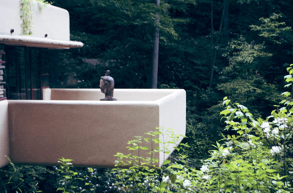 Fallingwater-Cantilever