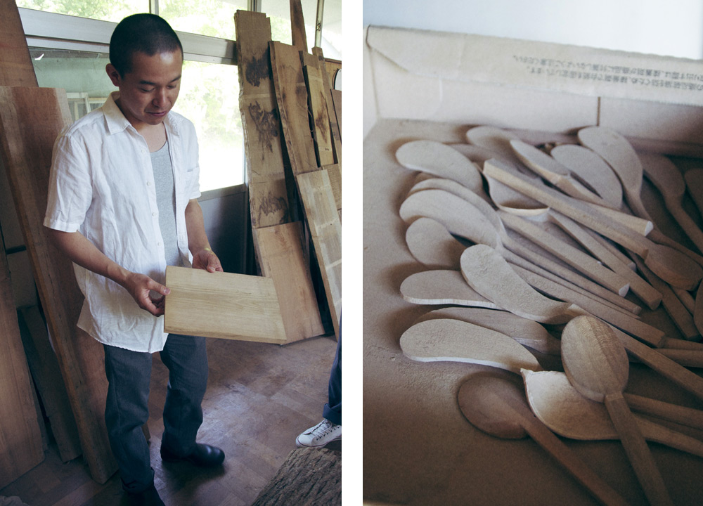 Takashi_Tomii_Studio_Visit_Nalata_Nalata_View_2_Butter_Knife_Carving